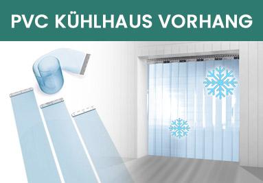 PVC Kuehlhaus Vorhang Kuehlzelle