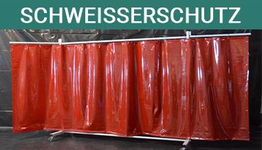 pvc schweisserschutz rote lamellen